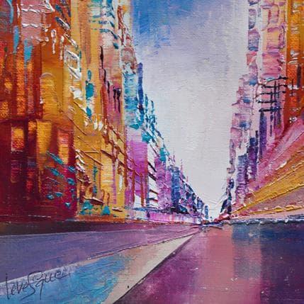Emmanuelle Levesque La grande avenue 13 x 13 cm