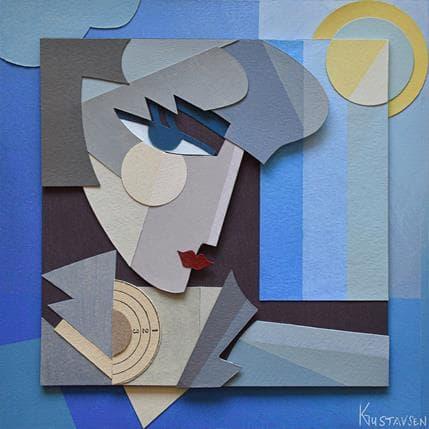 Karl Gustavsen Angelina Paris 25 x 25 cm