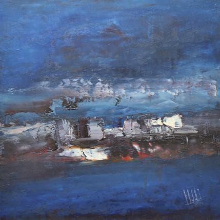 Philippe Hillenweck La mer B 36 x 36 cm