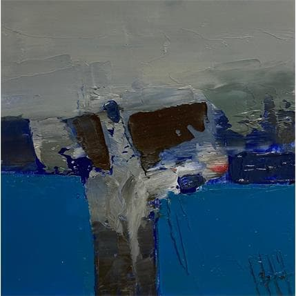 Philippe Hillenweck Reel 13 x 13 cm