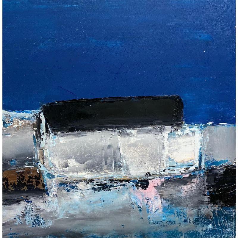 Strates & ciel bleu