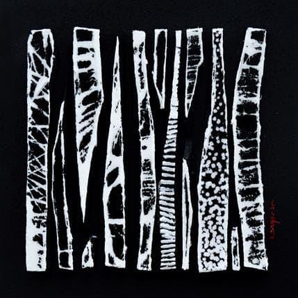 Luc Langeron Noir & blanc 19 x 19 cm