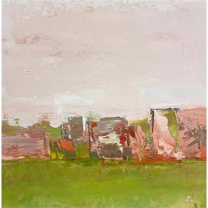 Philippe Hillenweck Au printemps 25 x 25 cm