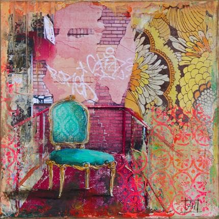 Anne Pivot-Iafrate Lovely 25 x 25 cm