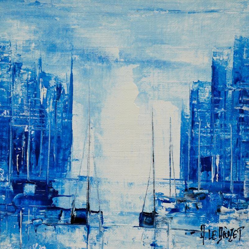 Marine urbaine bleu 38