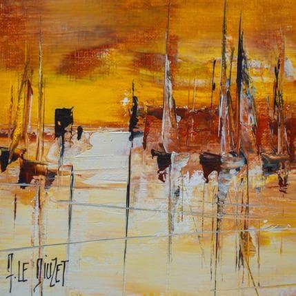 Albert Le Diuzet Compo Marine 022 13 x 13 cm