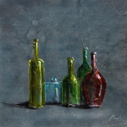 Claudio Missagia Sans titre 20 36 x 36 cm