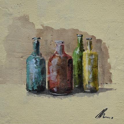 Claudio Missagia Sans titre 5 13 x 13 cm