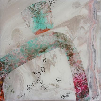 Christine Pacaud Présentation de rêves 19 x 19 cm
