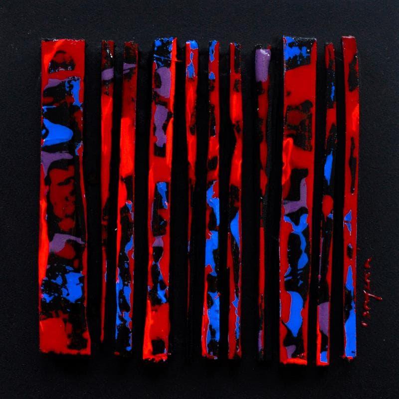 Forme Rouge Bleu