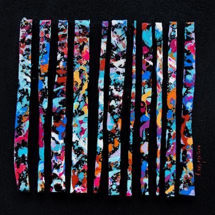 Luc Langeron Expression multi 19 x 19 cm
