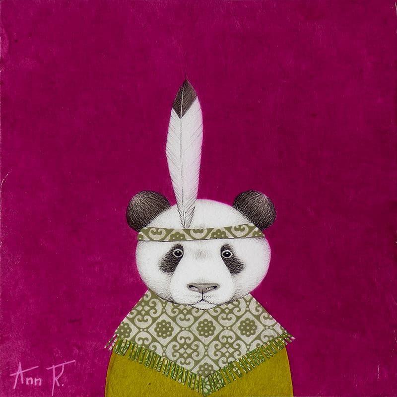Panda petit chef