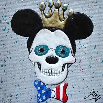 Geiry Mickey 13 x 13 cm