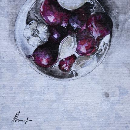 Missagia Claudio Sans titre 8 19 x 19 cm