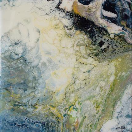 Christine Pacaud Endommagement de neurones 36 x 36 cm