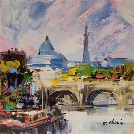 Frédéric Thiéry Pont-Neuf 19 x 19 cm