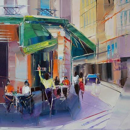 Anna Salenko Sans titre 12 25 x 25 cm