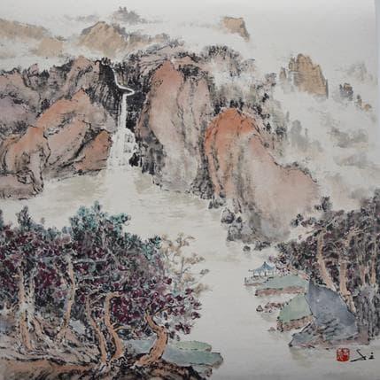 San Qian Paradise 36 x 36 cm