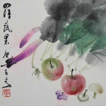 Sanqian Temptation 13 x 13 cm