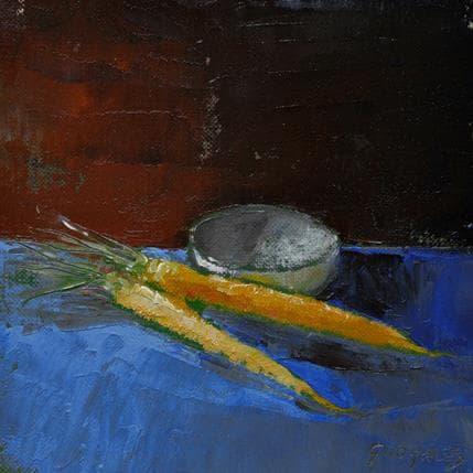 Géraldine Morales Bol-carottes 13 x 13 cm