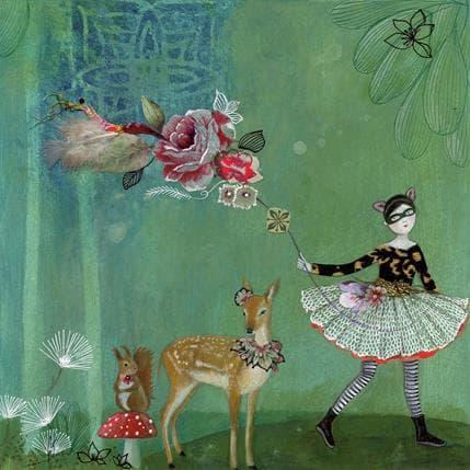 Catherine Rebeyre Parade 19 x 19 cm