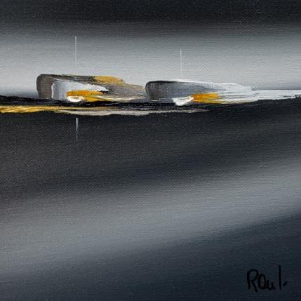 Marie-Ange et Fanny Roussel Impression nocturne 13 x 13 cm