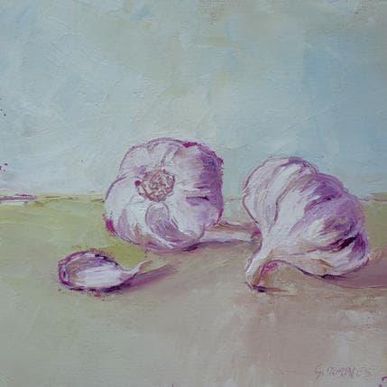 Géraldine Morales Ails 19 x 19 cm