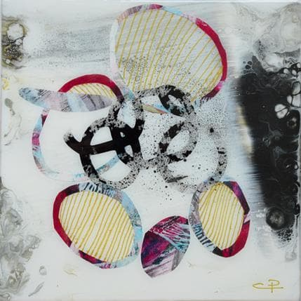 Christine Pacaud Chercher son âme 19 x 19 cm