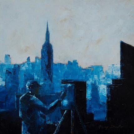 Smith Gary Impressionist 25 x 25 cm