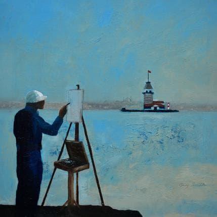 Gary Smith Artist 36 x 36 cm