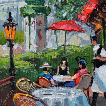 Dmitry Spiros Breakfast 13 x 13 cm