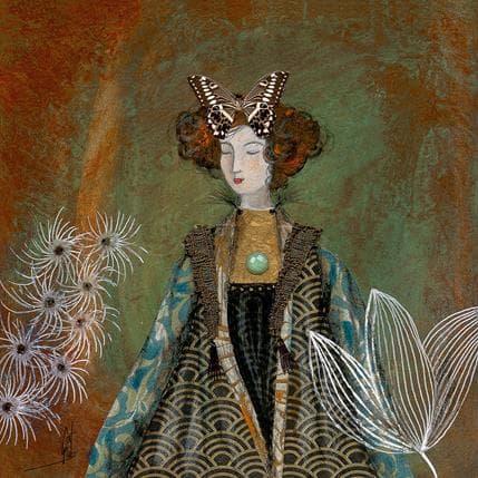 Catherine Rebeyre Melia 13 x 13 cm