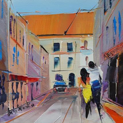 Anna Salenko Sans titre 1 13 x 13 cm