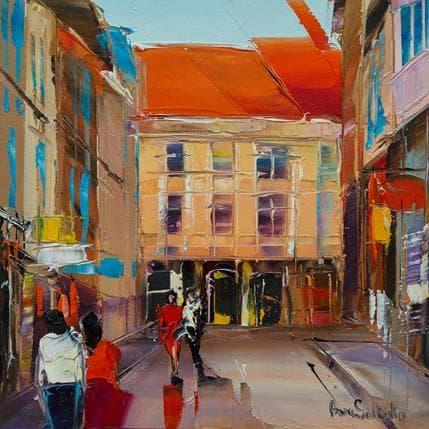 Anna Salenko Sans titre 6 19 x 19 cm