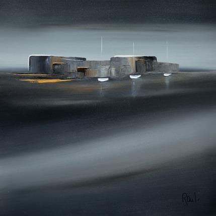 Marie-Ange et Fanny Roussel Impression nocturne 36 x 36 cm