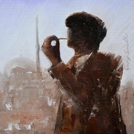 Gary Smith Lighting Up 13 x 13 cm