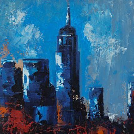 Gary Smith Skyscrapers 19 x 19 cm