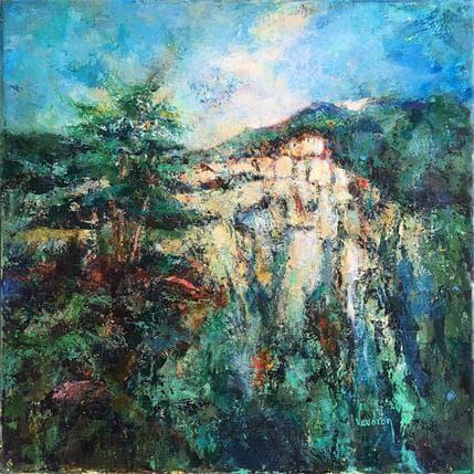 Catherine Vaudron Provence 50 x 50 cm