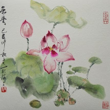 San Qian Elegance 25 x 25 cm