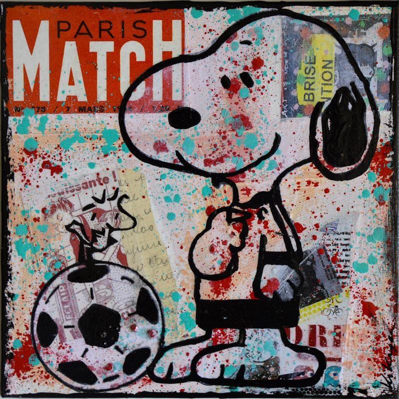 Snoopy football