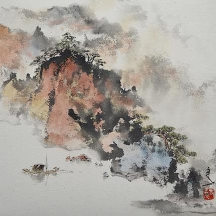 San Qian Contrast 25 x 25 cm