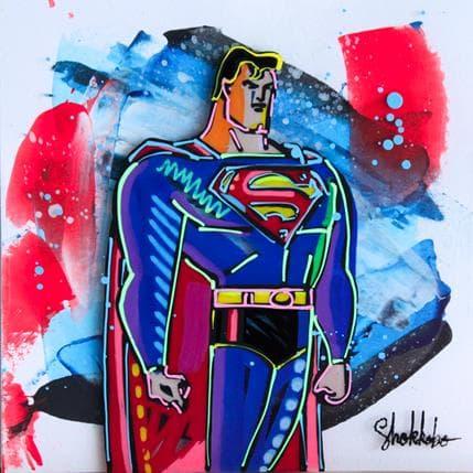SHOKKOBO Superman 133a 13 x 13 cm