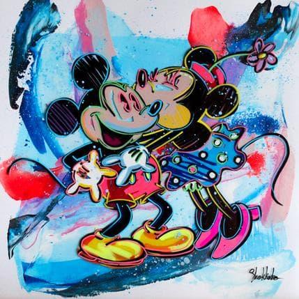SHOKKOBO Les amoureux 91d 36 x 36 cm