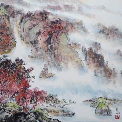 San Qian Harmony 36 x 36 cm