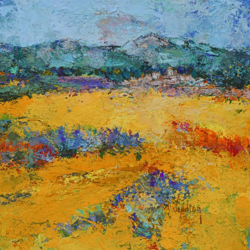 Les blés en Provence