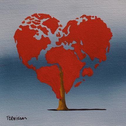 Carlo Trévisan Heart eart 13 x 13 cm