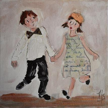 Françoise Soizeau In love 19 x 19 cm
