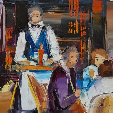 Anna Salenko Sans titre 8 19 x 19 cm