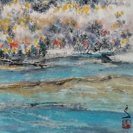 San Qian Impression 19 x 19 cm