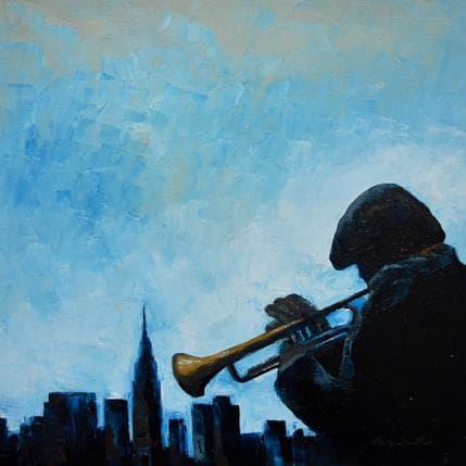 Gary Smith Blue Note 36 x 36 cm